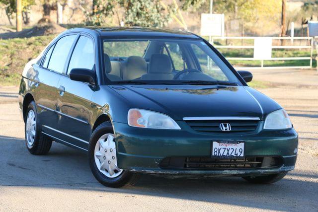 2001 Honda Civic DX Santa Clarita, CA 3