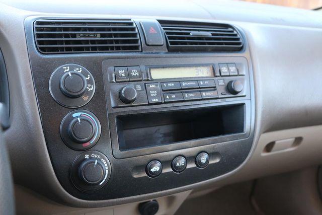 2001 Honda Civic DX Santa Clarita, CA 18