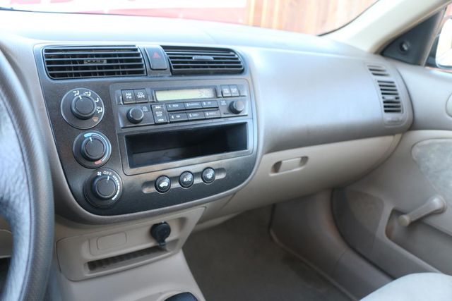 2001 Honda Civic DX Santa Clarita, CA 17