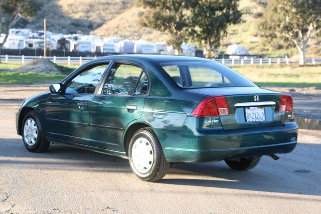 2001 Honda Civic DX Santa Clarita, CA 5