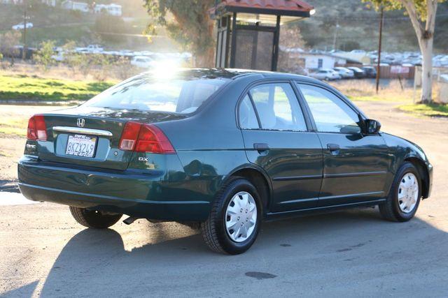 2001 Honda Civic DX Santa Clarita, CA 6