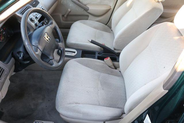 2001 Honda Civic DX Santa Clarita, CA 13