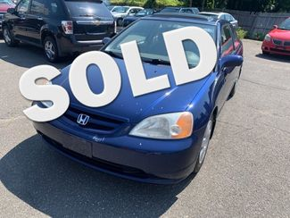 2001 Honda Civic EX  city MA  Baron Auto Sales  in West Springfield, MA