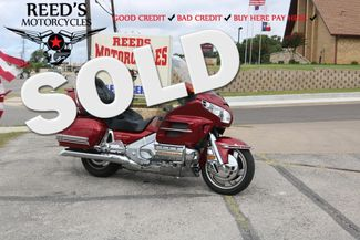 2001 Honda GOLDWING 1800 ABS GL1800A1  | Hurst, Texas | Reed's Motorcycles in Hurst Texas