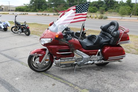 2001 Honda GOLDWING 1800 ABS GL1800A1  | Hurst, Texas | Reed's Motorcycles in Hurst, Texas