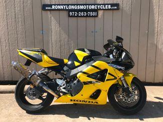 2001 Honda CBR 929 in Grand Prairie, TX 75050