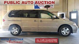 2001 Honda Odyssey EX w/Navigation   JOPPA, MD   Auto Auction of Baltimore  in Joppa MD