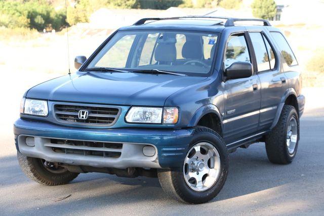 2001 Honda Passport LX Santa Clarita, CA 4