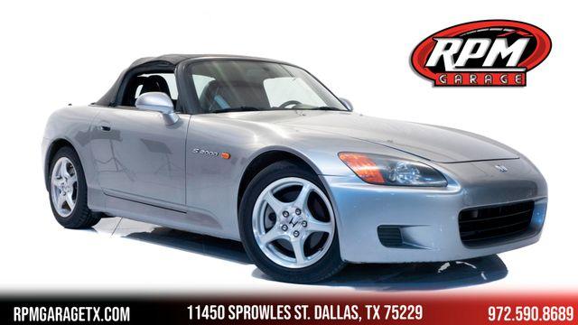 2001 Honda S2000 in Dallas, TX 75229