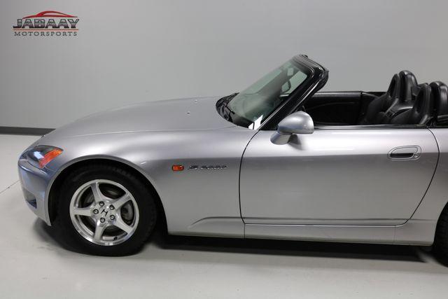 2001 Honda S2000 Merrillville, Indiana 25