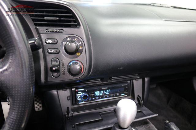 2001 Honda S2000 Merrillville, Indiana 14