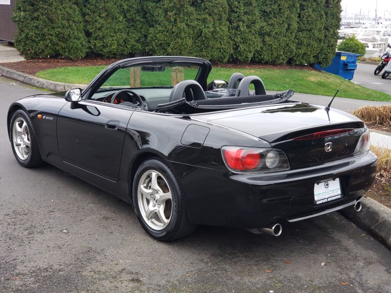 2001 Honda S2000 Roadster 65000 Miles Local History Excellent Condition   city Washington  Complete Automotive  in Seattle, Washington