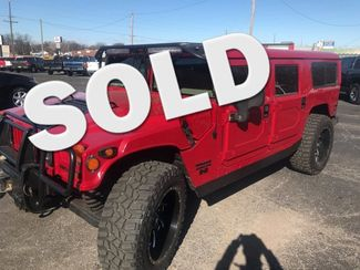 2001 Hummer H1   in Oklahoma City OK