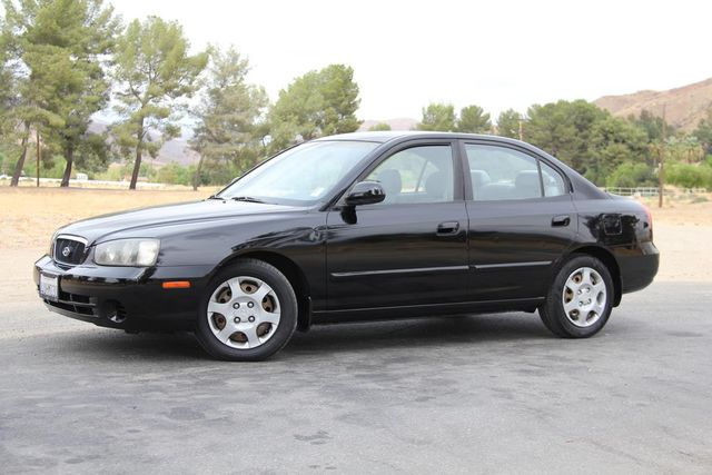 2001 Hyundai Elantra GLS Santa Clarita, CA 1