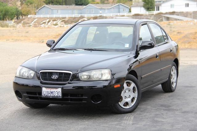 2001 Hyundai Elantra GLS Santa Clarita, CA 4
