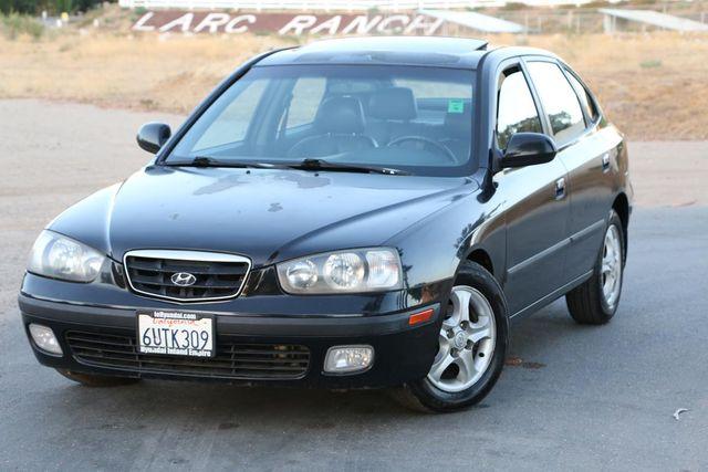 2001 Hyundai Elantra GT Santa Clarita, CA 4