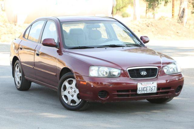 2001 Hyundai Elantra GLS Santa Clarita, CA 3
