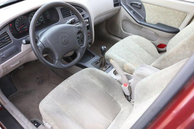 2001 Hyundai Elantra GLS Santa Clarita, CA 8