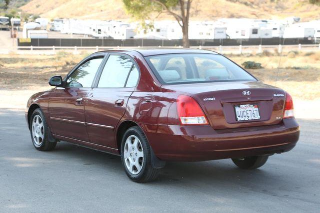 2001 Hyundai Elantra GLS Santa Clarita, CA 5