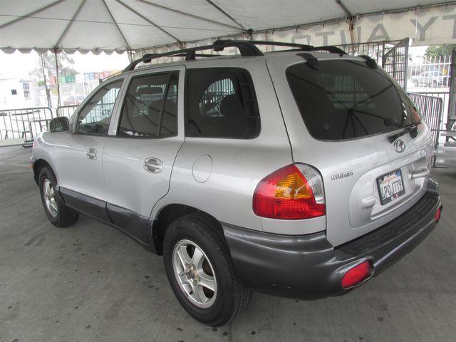 2001 Hyundai Santa Fe GLS Gardena, California 1