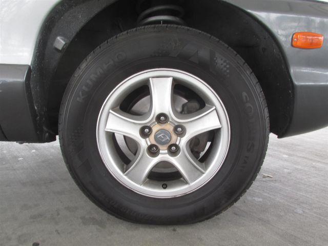 2001 Hyundai Santa Fe GLS Gardena, California 14