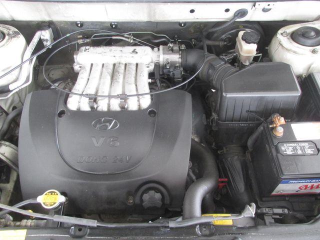 2001 Hyundai Santa Fe GLS Gardena, California 15