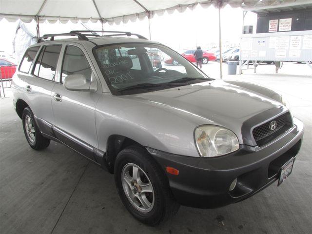 2001 Hyundai Santa Fe GLS Gardena, California 3