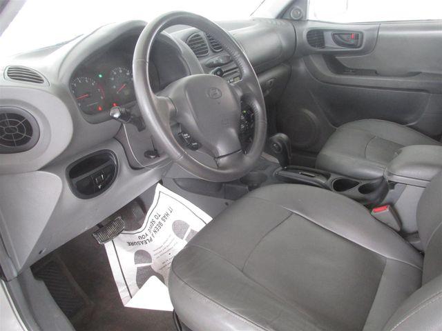 2001 Hyundai Santa Fe GLS Gardena, California 4