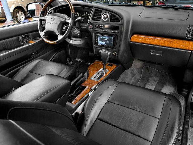 2001 Infiniti QX4 Luxury Burbank, CA 11