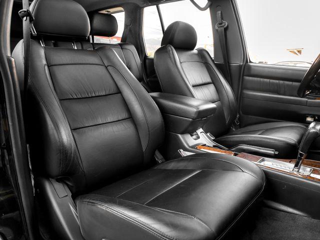 2001 Infiniti QX4 Luxury Burbank, CA 12