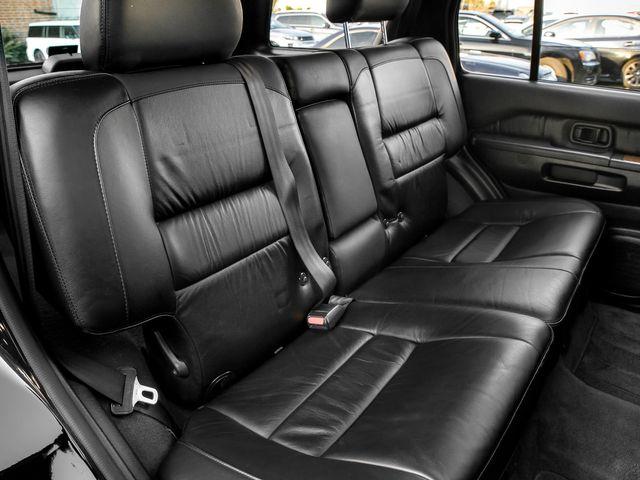 2001 Infiniti QX4 Luxury Burbank, CA 13
