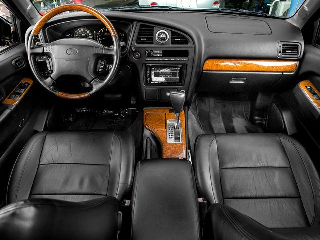 2001 Infiniti QX4 Luxury Burbank, CA 8
