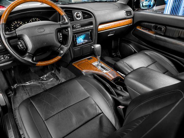 2001 Infiniti QX4 Luxury Burbank, CA 9