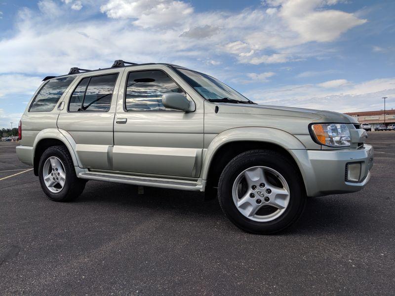 2001 Infiniti QX4 Luxury  Fultons Used Cars Inc  in , Colorado