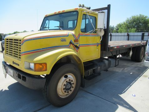 2001 International 4700 FLAT BED | Houston, TX | American Auto Centers in Houston, TX