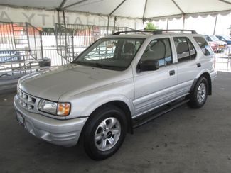 2001 Isuzu Rodeo S Gardena, California