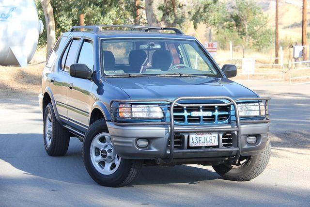 2001 Isuzu Rodeo S Santa Clarita, CA 3