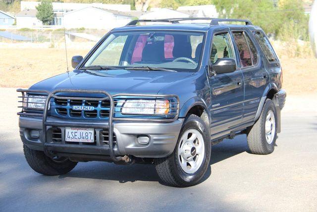 2001 Isuzu Rodeo S Santa Clarita, CA 4