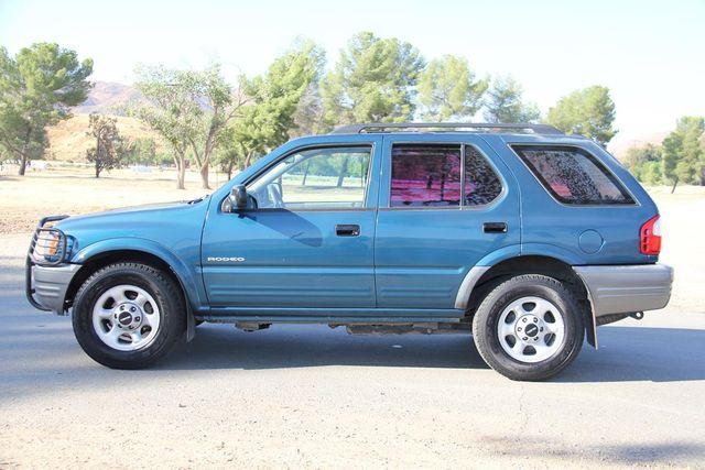 2001 Isuzu Rodeo S Santa Clarita, CA 11
