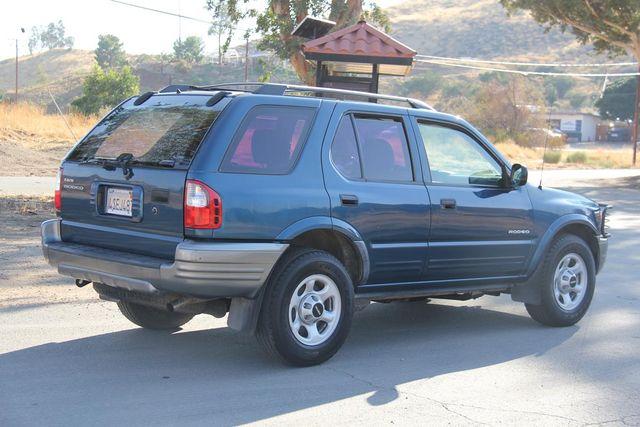 2001 Isuzu Rodeo S Santa Clarita, CA 6