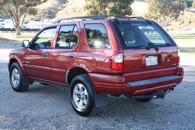 2001 Isuzu Rodeo S Santa Clarita, CA 5