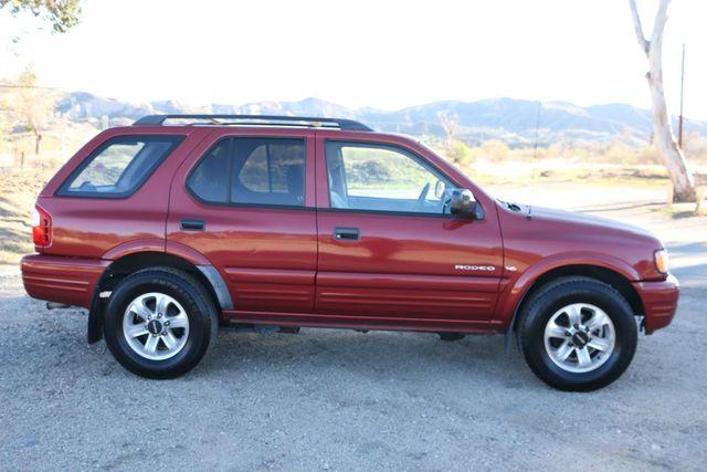2001 Isuzu Rodeo S Santa Clarita, CA 12