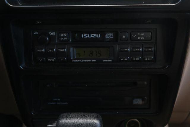 2001 Isuzu Trooper S 4X4 Santa Clarita, CA 22