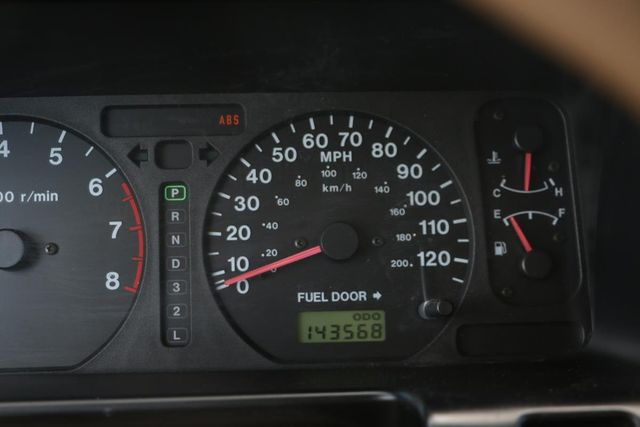 2001 Isuzu Trooper S 4X4 Santa Clarita, CA 20