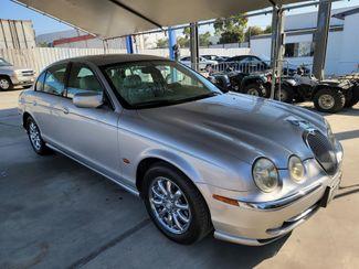 2001 Jaguar S-TYPE V8 Gardena, California 3