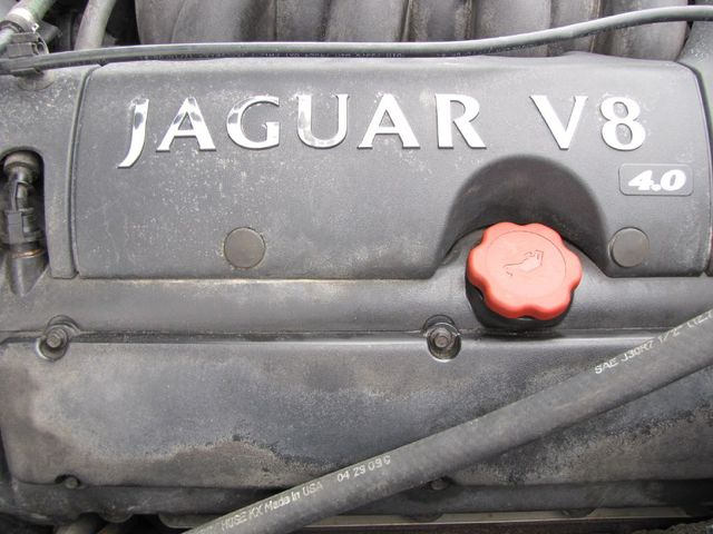 2001 Jaguar XJ Vanden Plas in Medina OHIO, 44256