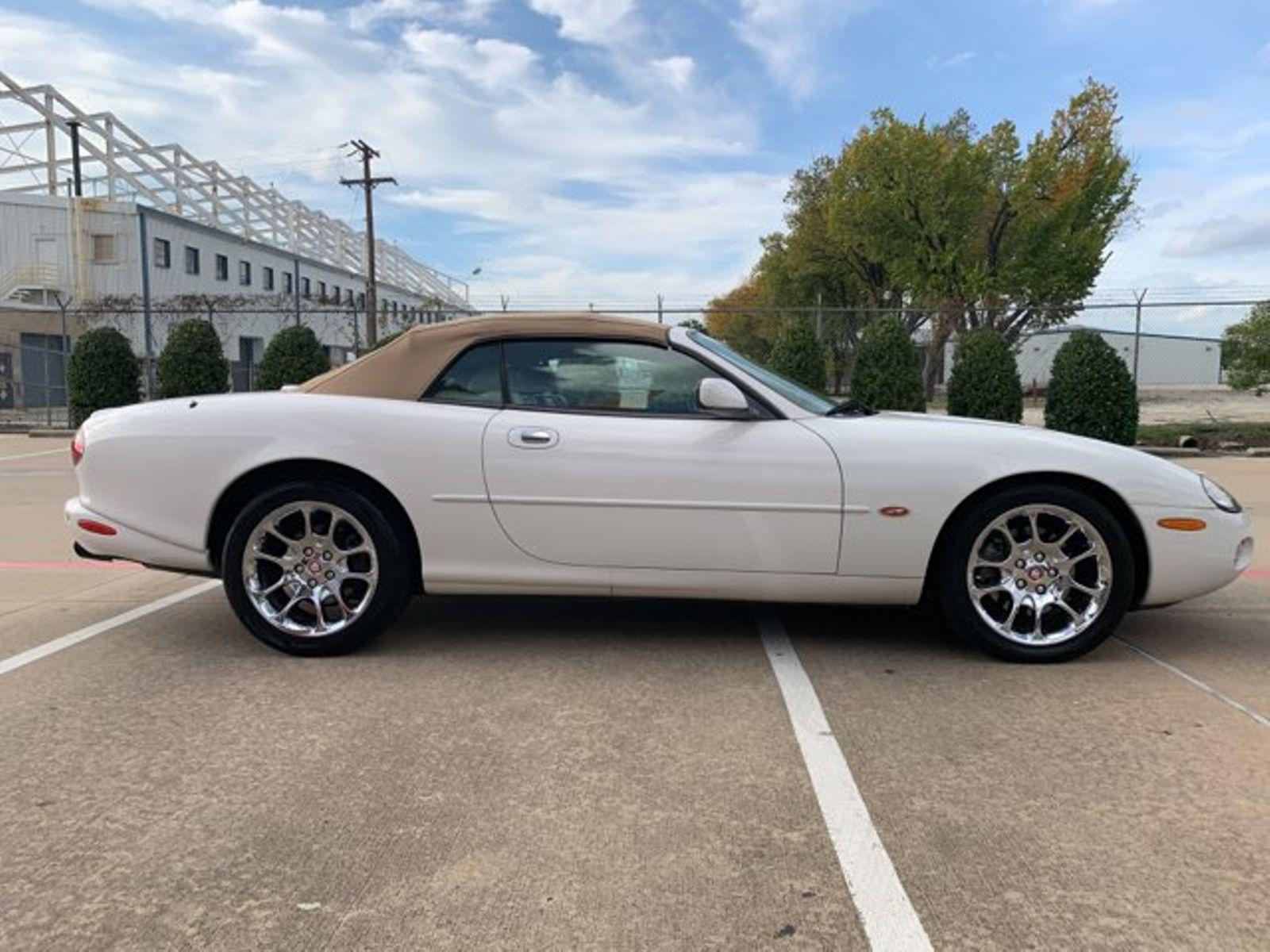 2001 Jaguar XK XKR city TX MM Enterprise Motors