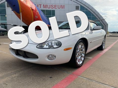 2001 Jaguar XK XKR in Dallas
