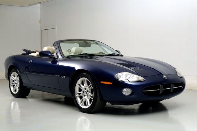2001 Jaguar XK XK8 Convertible Clean Carfax Texas Car