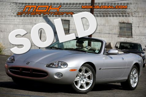 2001 Jaguar XK8 - Leather - Only 63K miles in Los Angeles
